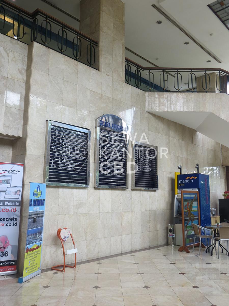 Sewa Kantor Gedung Graha Anugerah Jakarta Selatan Pancoran  Jakarta Interior 22