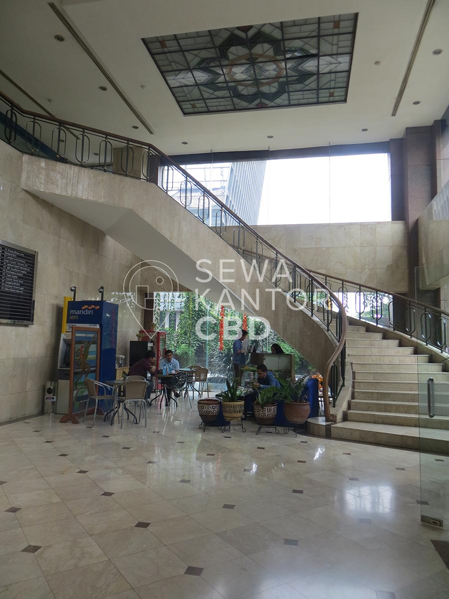 Sewa Kantor Gedung Graha Anugerah Jakarta Selatan Pancoran  Jakarta Interior 21