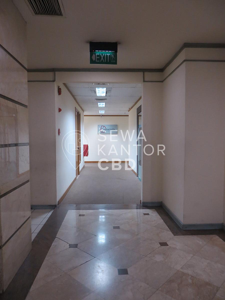 Sewa Kantor Gedung Graha Anugerah Jakarta Selatan Pancoran  Jakarta Interior 16