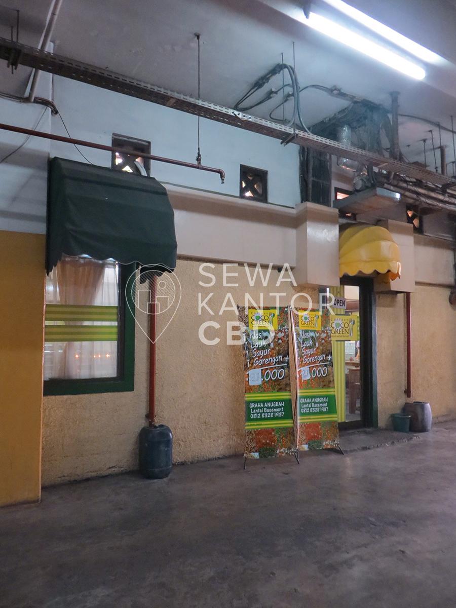 Sewa Kantor Gedung Graha Anugerah Jakarta Selatan Pancoran  Jakarta Interior 14