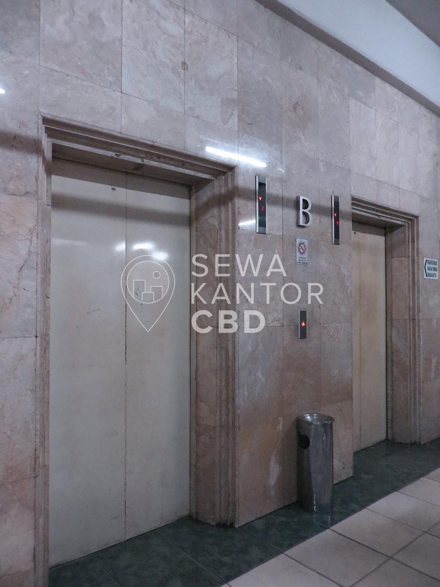 Sewa Kantor Gedung Graha Anugerah Jakarta Selatan Pancoran  Jakarta Interior 12
