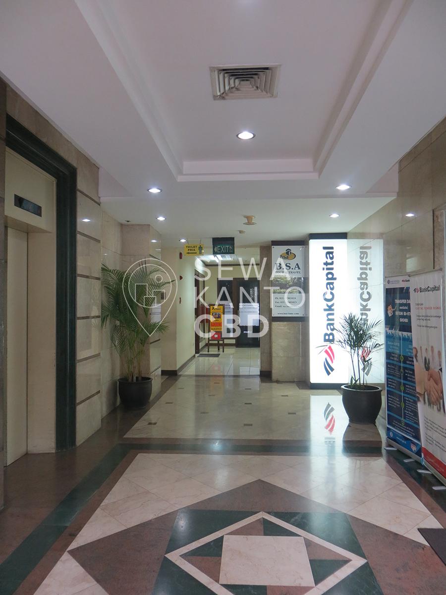 Sewa Kantor Gedung Graha Anugerah Jakarta Selatan Pancoran  Jakarta Interior 11