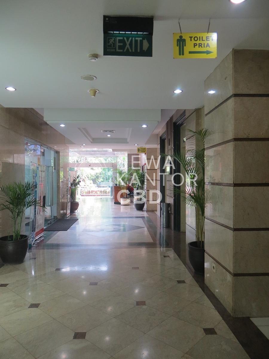 Sewa Kantor Gedung Graha Anugerah Jakarta Selatan Pancoran  Jakarta Interior 10