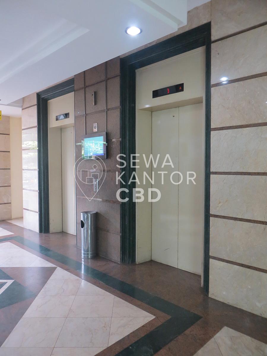 Sewa Kantor Gedung Graha Anugerah Jakarta Selatan Pancoran  Jakarta Interior 9