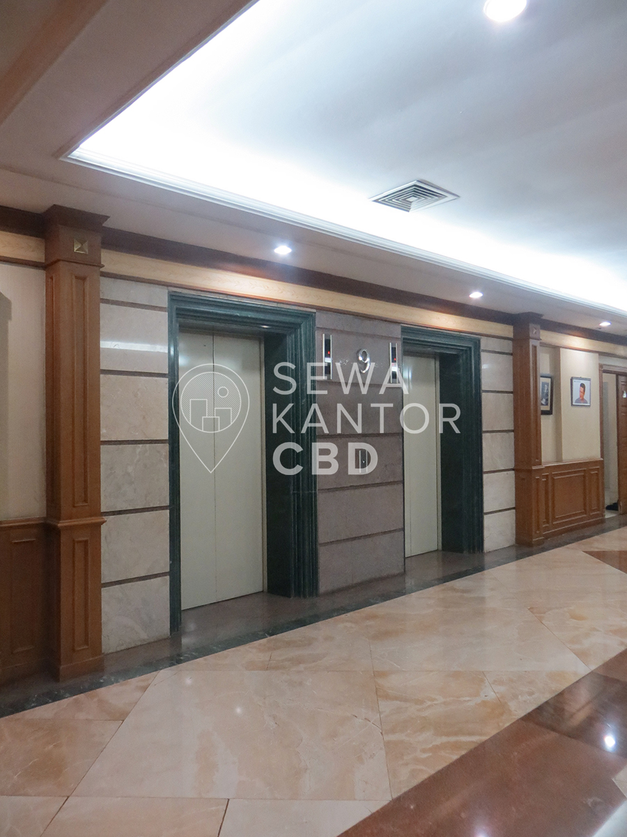 Sewa Kantor Gedung Graha Anugerah Jakarta Selatan Pancoran  Jakarta Interior 6