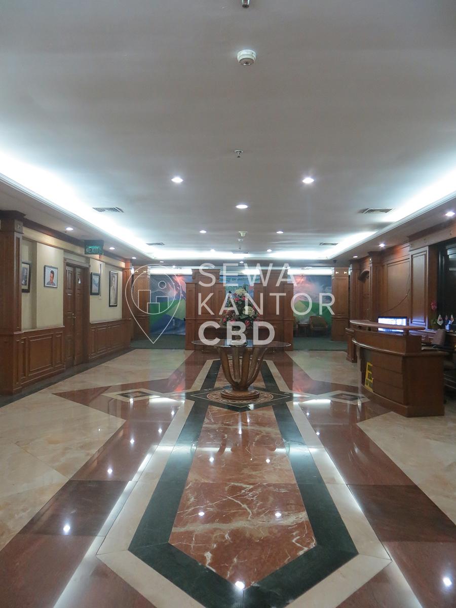 Sewa Kantor Gedung Graha Anugerah Jakarta Selatan Pancoran  Jakarta Interior 5