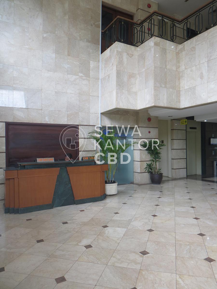 Sewa Kantor Gedung Graha Anugerah Jakarta Selatan Pancoran  Jakarta Interior 2