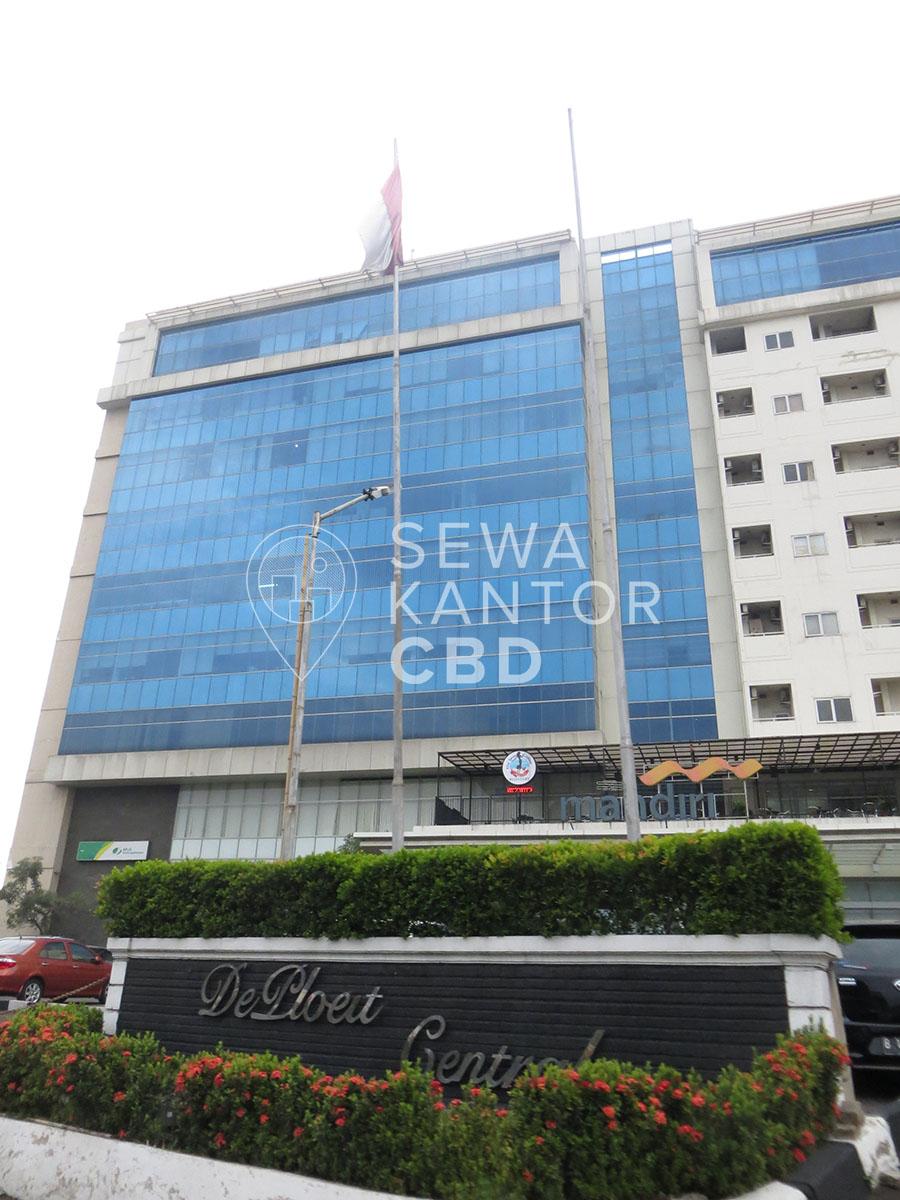 Sewa Kantor Gedung De Ploeit Centrale Jakarta Utara Penjaringan  Jakarta Exterior