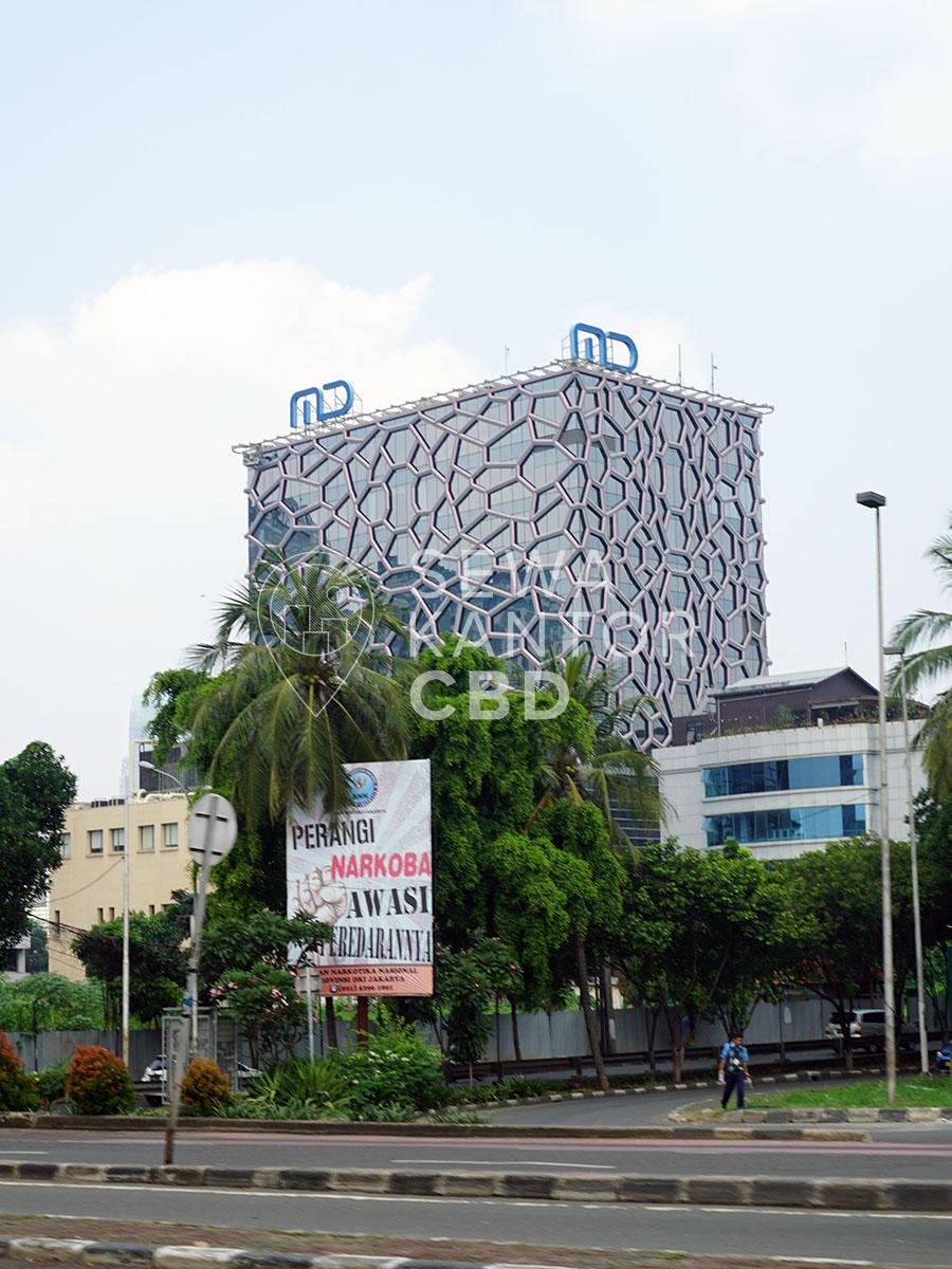 Sewa Kantor Gedung MD Place Tower 1 Jakarta Selatan Setiabudi Kuningan Jakarta Exterior 0