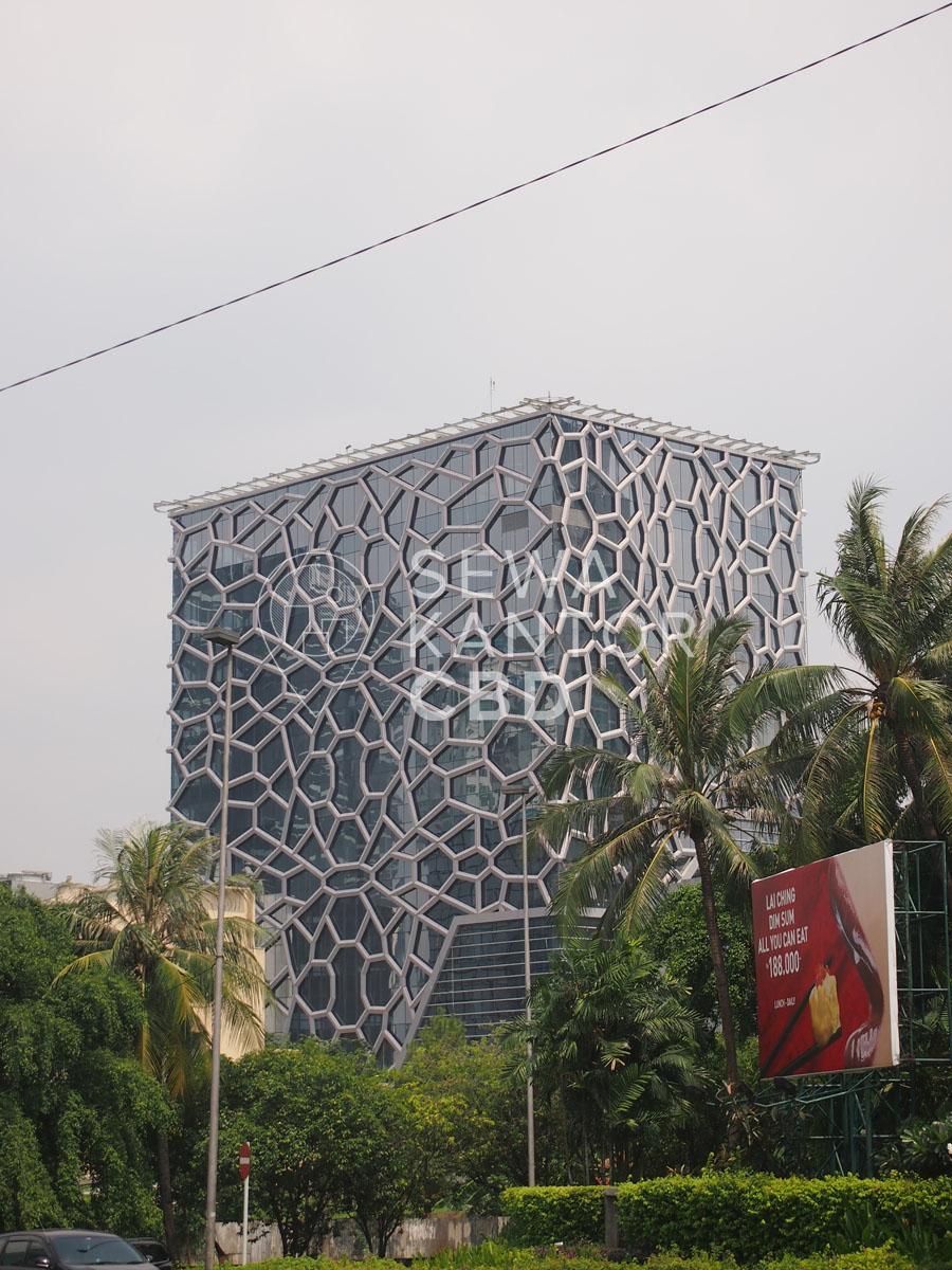 Sewa Kantor Gedung MD Place Tower 1 Jakarta Selatan Setiabudi Kuningan Jakarta Exterior 1