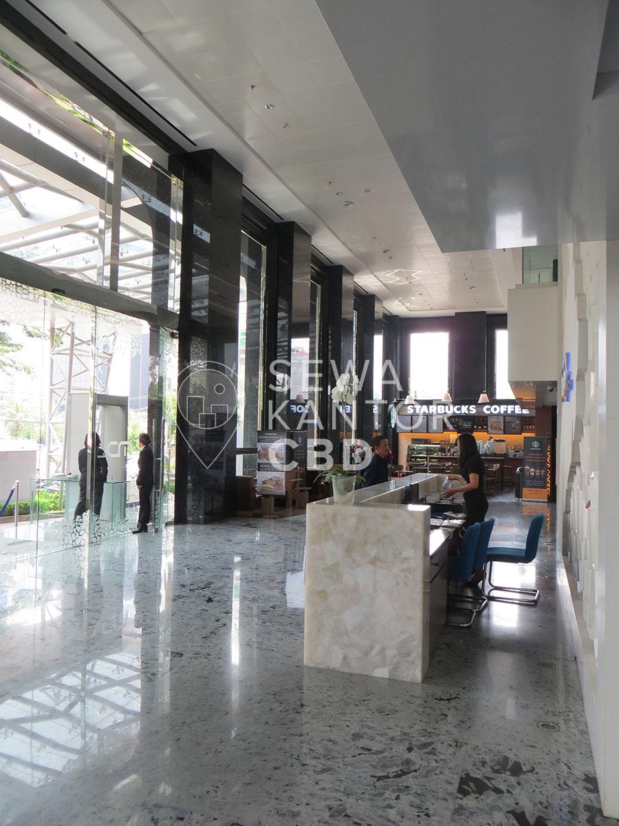 Sewa Kantor Gedung MD Place Tower 1 Jakarta Selatan Setiabudi Kuningan Jakarta Interior