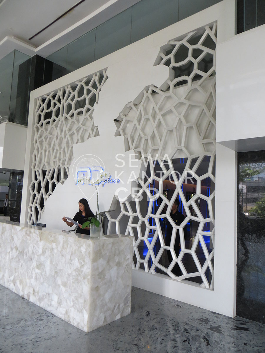 Sewa Kantor Gedung MD Place Tower 1 Jakarta Selatan Setiabudi Kuningan Jakarta Interior 12