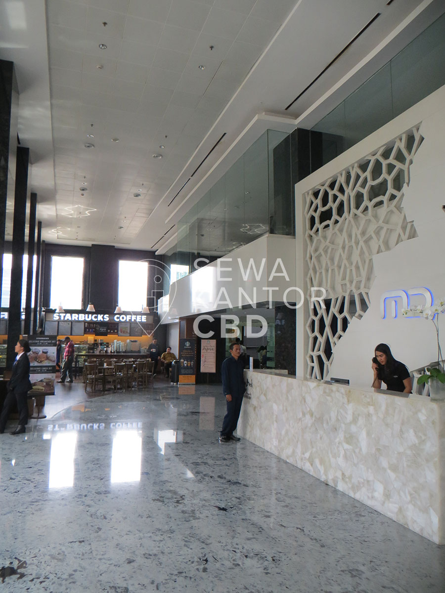 Sewa Kantor Gedung MD Place Tower 1 Jakarta Selatan Setiabudi Kuningan Jakarta Interior 5
