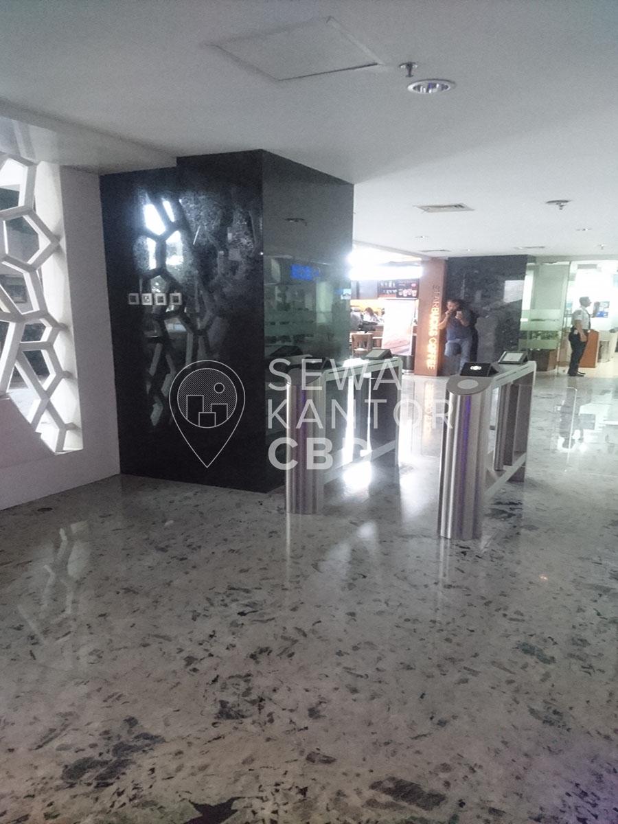 Sewa Kantor Gedung MD Place Tower 1 Jakarta Selatan Setiabudi Kuningan Jakarta Interior 3