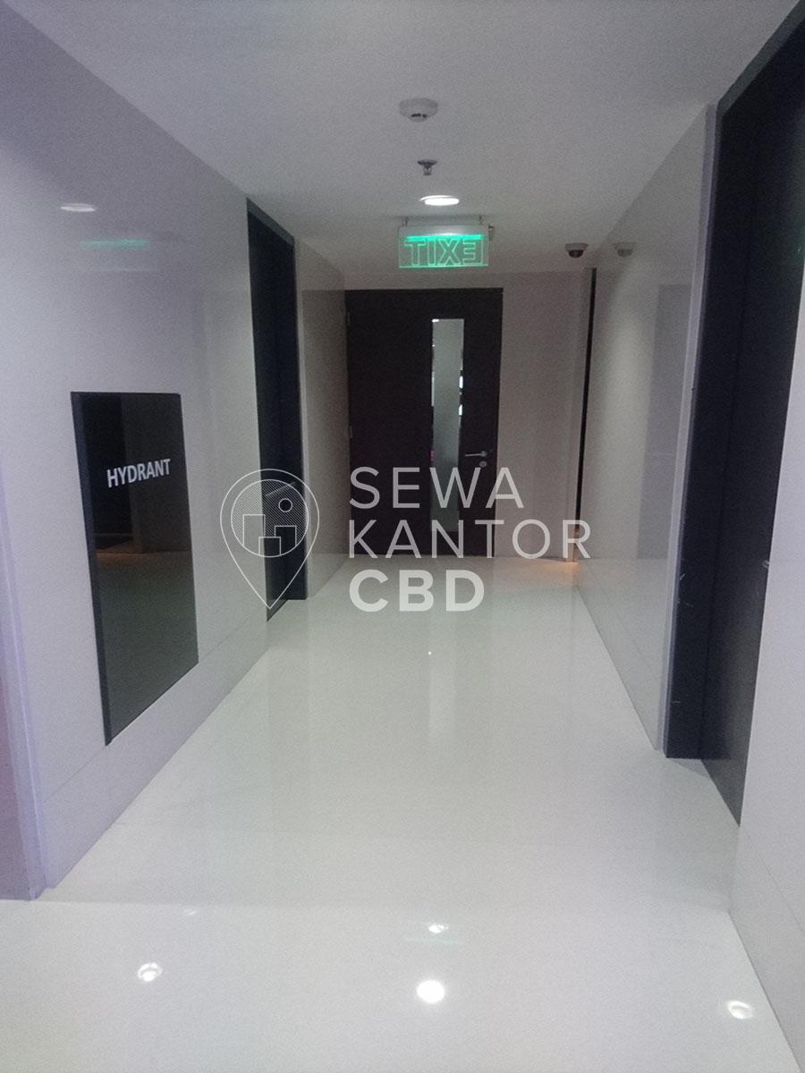Sewa Kantor Gedung MD Place Tower 1 Jakarta Selatan Setiabudi Kuningan Jakarta Interior 2