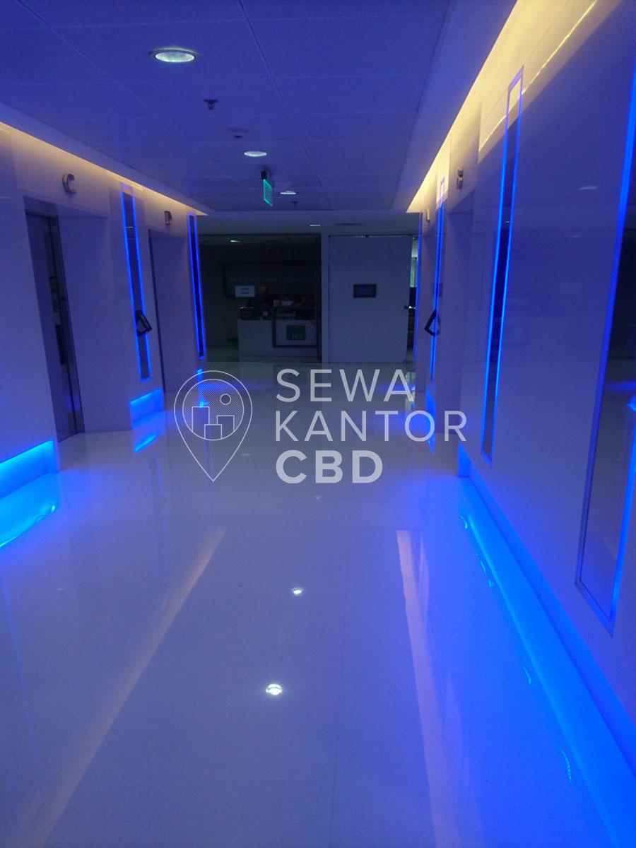 Sewa Kantor Gedung MD Place Tower 1 Jakarta Selatan Setiabudi Kuningan Jakarta Interior 1