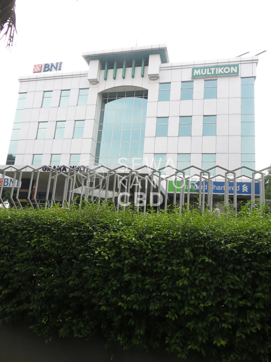 Sewa Kantor Gedung Graha Multi Jakarta Barat Kembangan  Jakarta Exterior 4