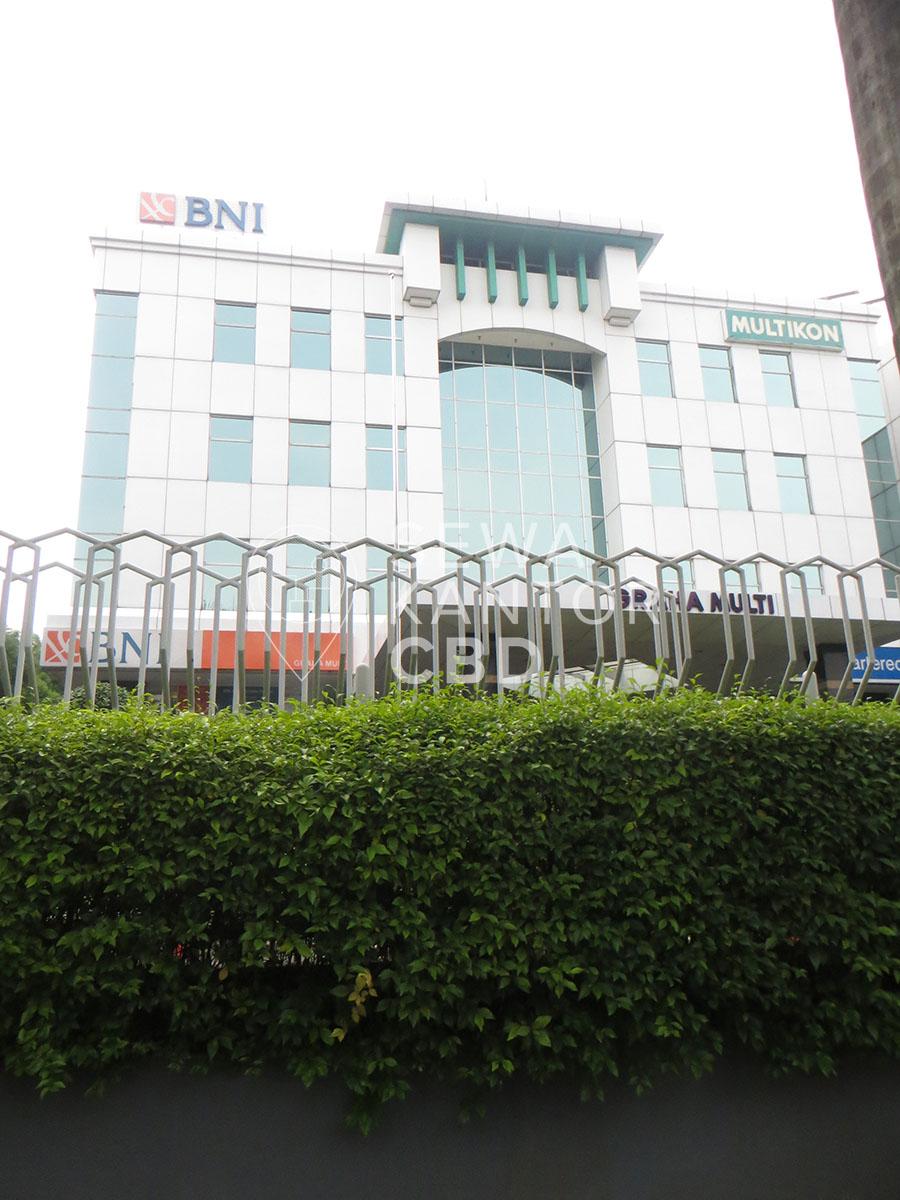 Sewa Kantor Gedung Graha Multi Jakarta Barat Kembangan  Jakarta Exterior