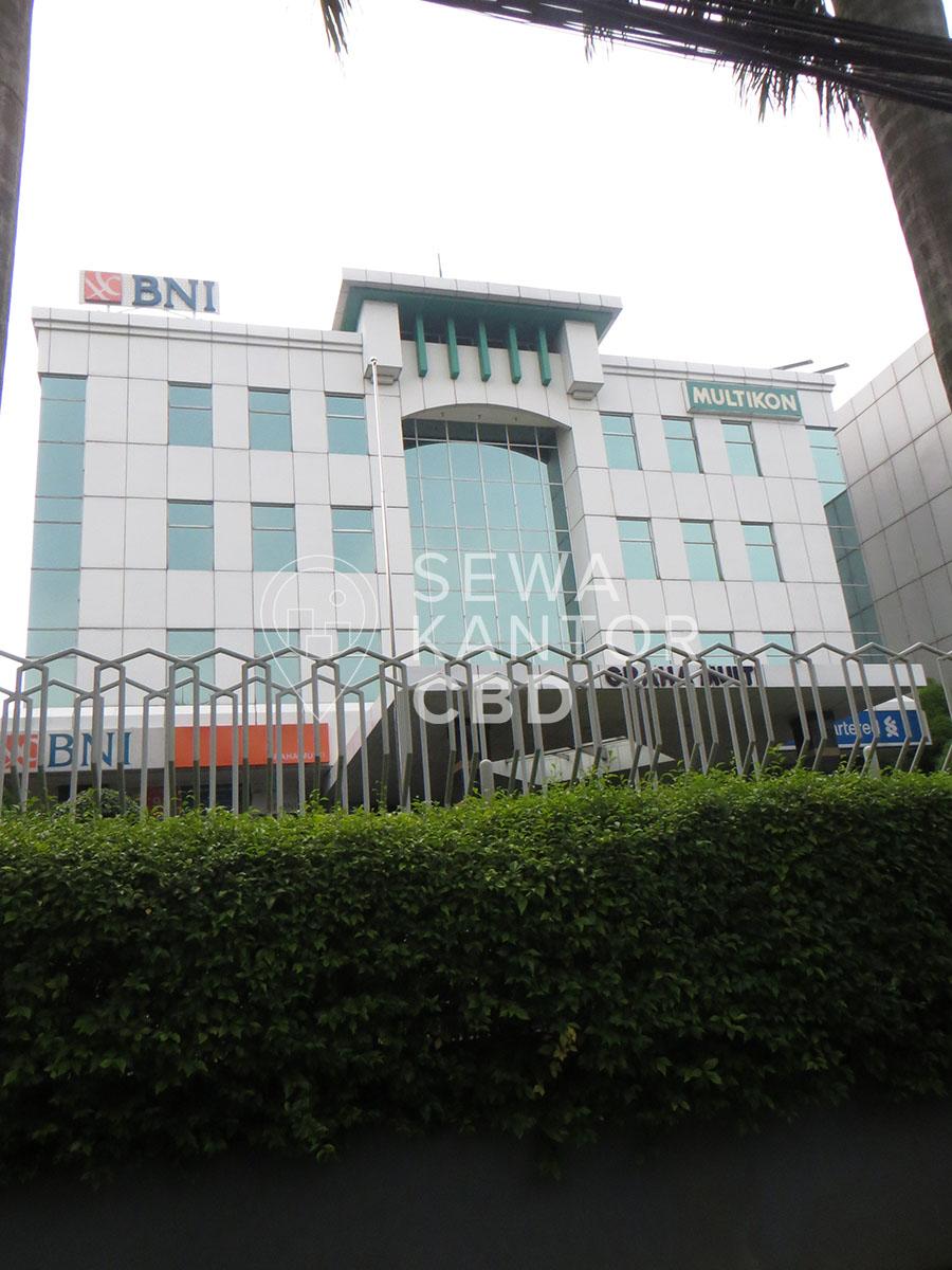 Sewa Kantor Gedung Graha Multi Jakarta Barat Kembangan  Jakarta Exterior 2