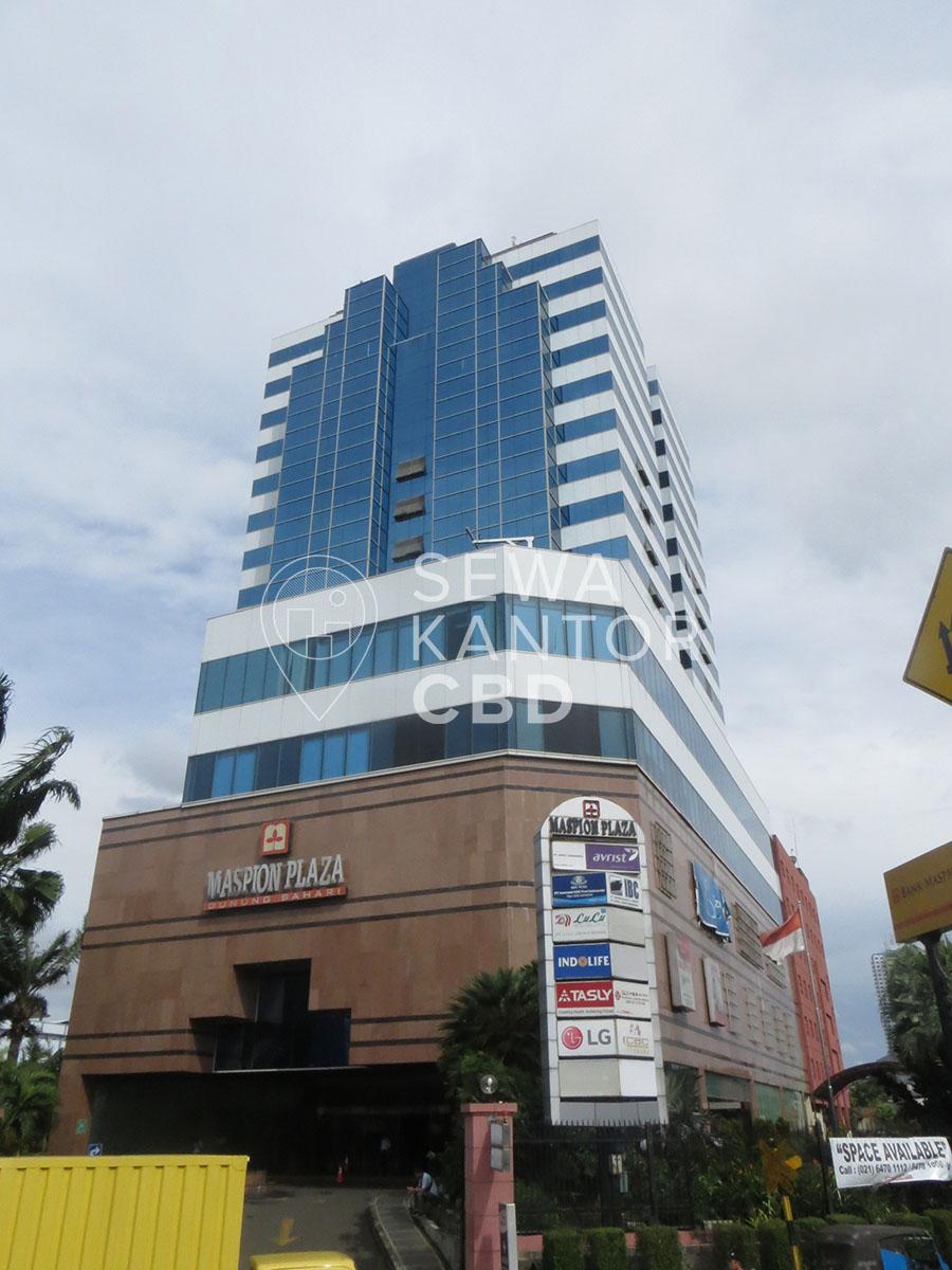 Sewa Kantor Gedung Maspion Plaza Jakarta Utara Pademangan  Jakarta Exterior 0