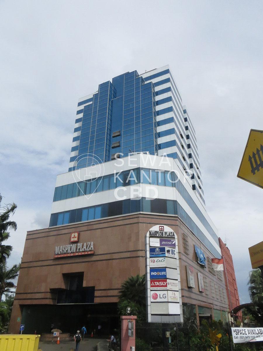 Sewa Kantor Gedung Maspion Plaza Jakarta Utara Pademangan  Jakarta Exterior 3