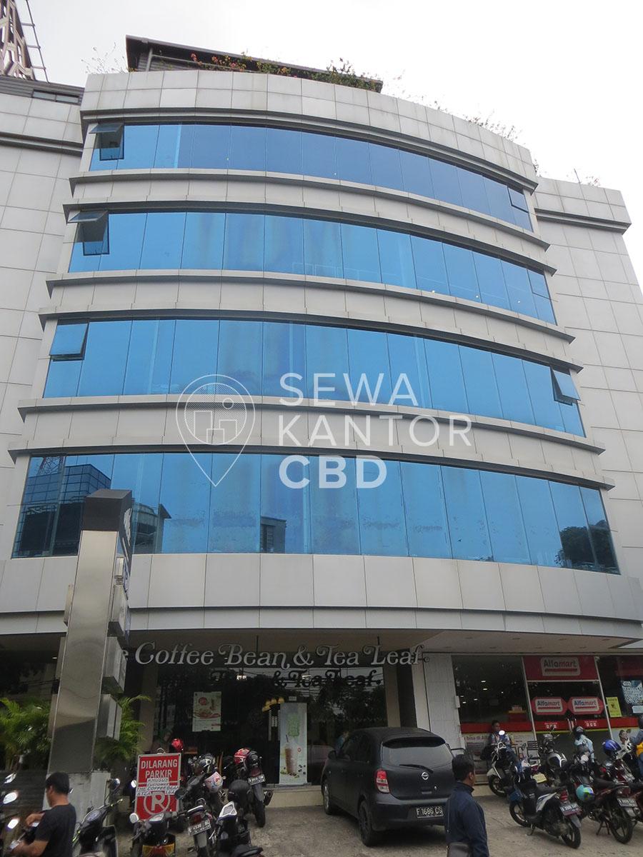 Sewa Kantor Gedung MD Place Tower 2 Jakarta Selatan Setiabudi Kuningan Jakarta Exterior 1