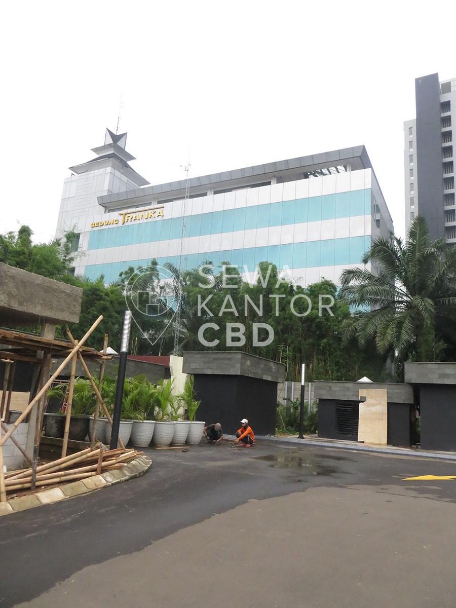 Sewa Kantor Gedung Gedung Tranka Jakarta Selatan Pasar Minggu  Jakarta Exterior 2