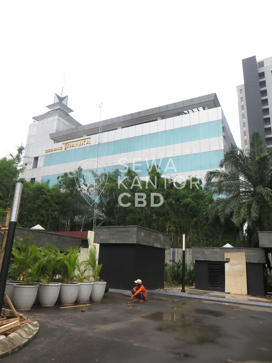 Sewa Kantor Gedung Gedung Tranka Jakarta Selatan Pasar Minggu  Jakarta Exterior 1