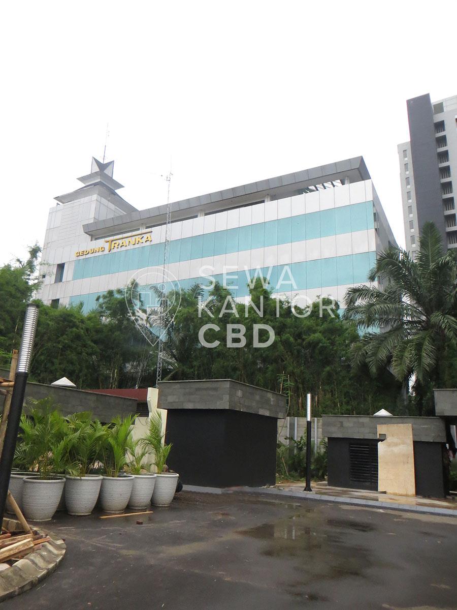 Sewa Kantor Gedung Gedung Tranka Jakarta Selatan Pasar Minggu  Jakarta Exterior