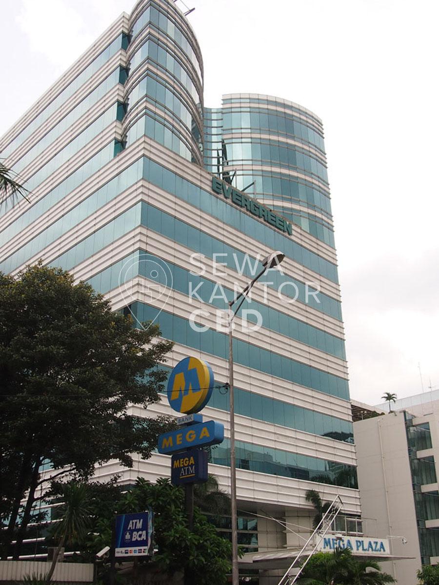 Sewa Kantor Gedung Mega Plaza Jakarta Selatan Setiabudi Kuningan Jakarta Exterior 4