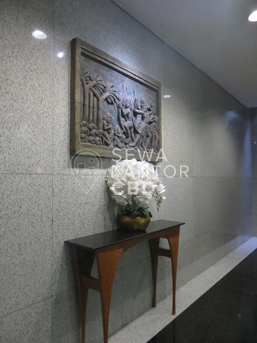 Sewa Kantor Gedung Mega Plaza Jakarta Selatan Setiabudi Kuningan Jakarta Interior 6