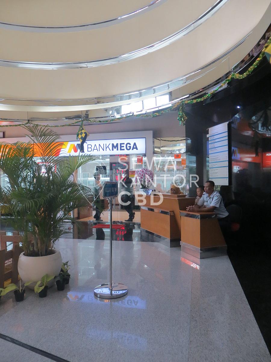 Sewa Kantor Gedung Mega Plaza Jakarta Selatan Setiabudi Kuningan Jakarta Interior 2