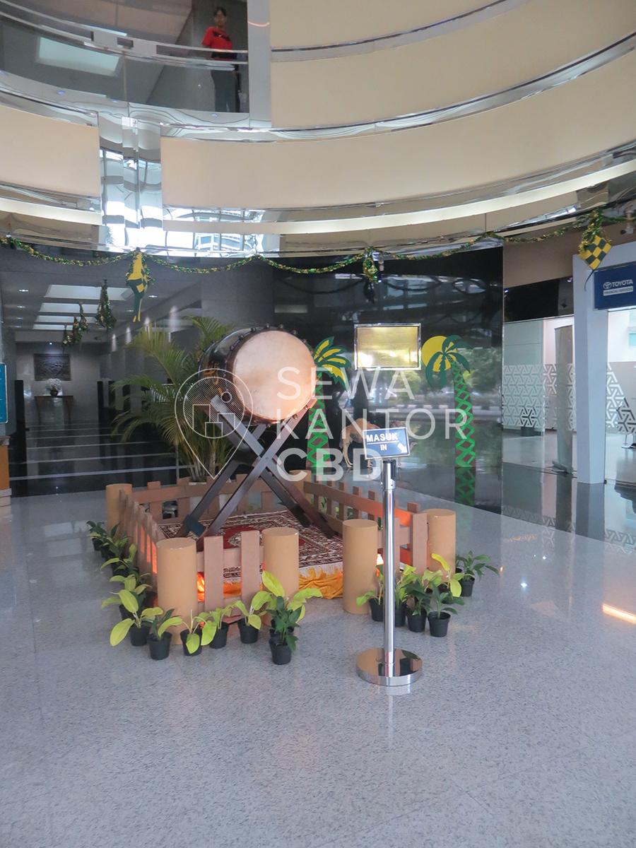 Sewa Kantor Gedung Mega Plaza Jakarta Selatan Setiabudi Kuningan Jakarta Interior 1