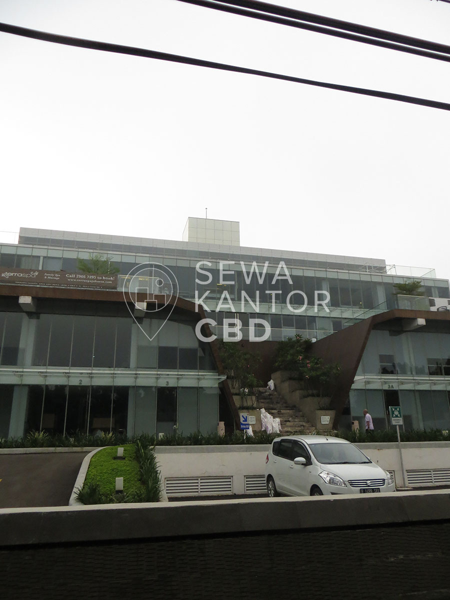 Sewa Kantor Gedung Graha Adhi Media Jakarta Selatan Pesanggrahan  Jakarta Exterior 11