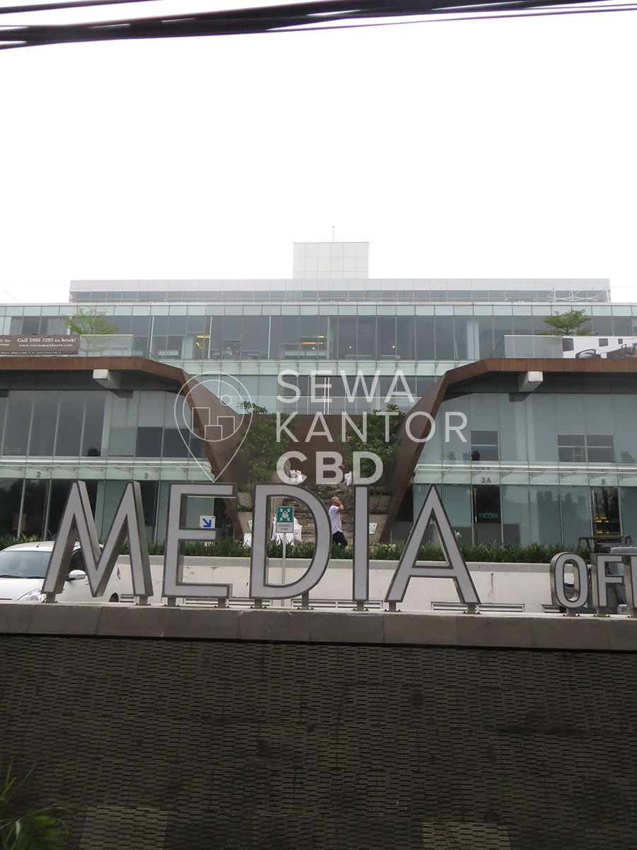 Sewa Kantor Gedung Graha Adhi Media Jakarta Selatan Pesanggrahan  Jakarta Exterior 12