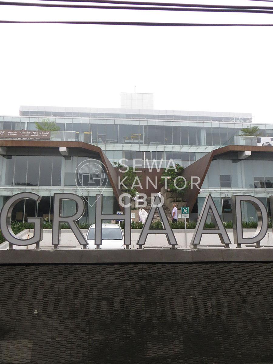 Sewa Kantor Gedung Graha Adhi Media Jakarta Selatan Pesanggrahan  Jakarta Exterior 8
