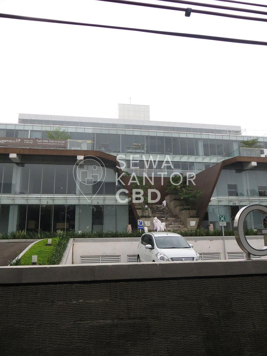 Sewa Kantor Gedung Graha Adhi Media Jakarta Selatan Pesanggrahan  Jakarta Exterior 9
