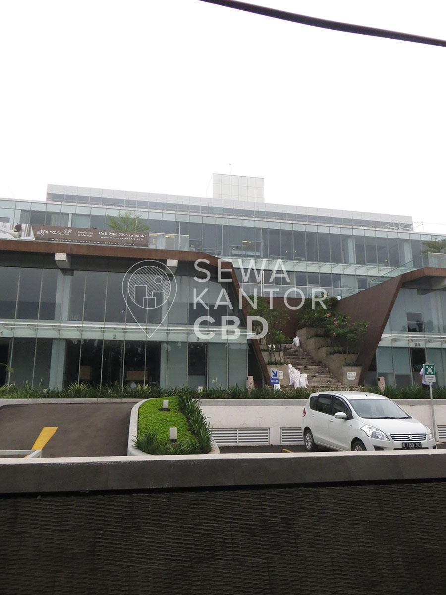 Sewa Kantor Gedung Graha Adhi Media Jakarta Selatan Pesanggrahan  Jakarta Exterior 7