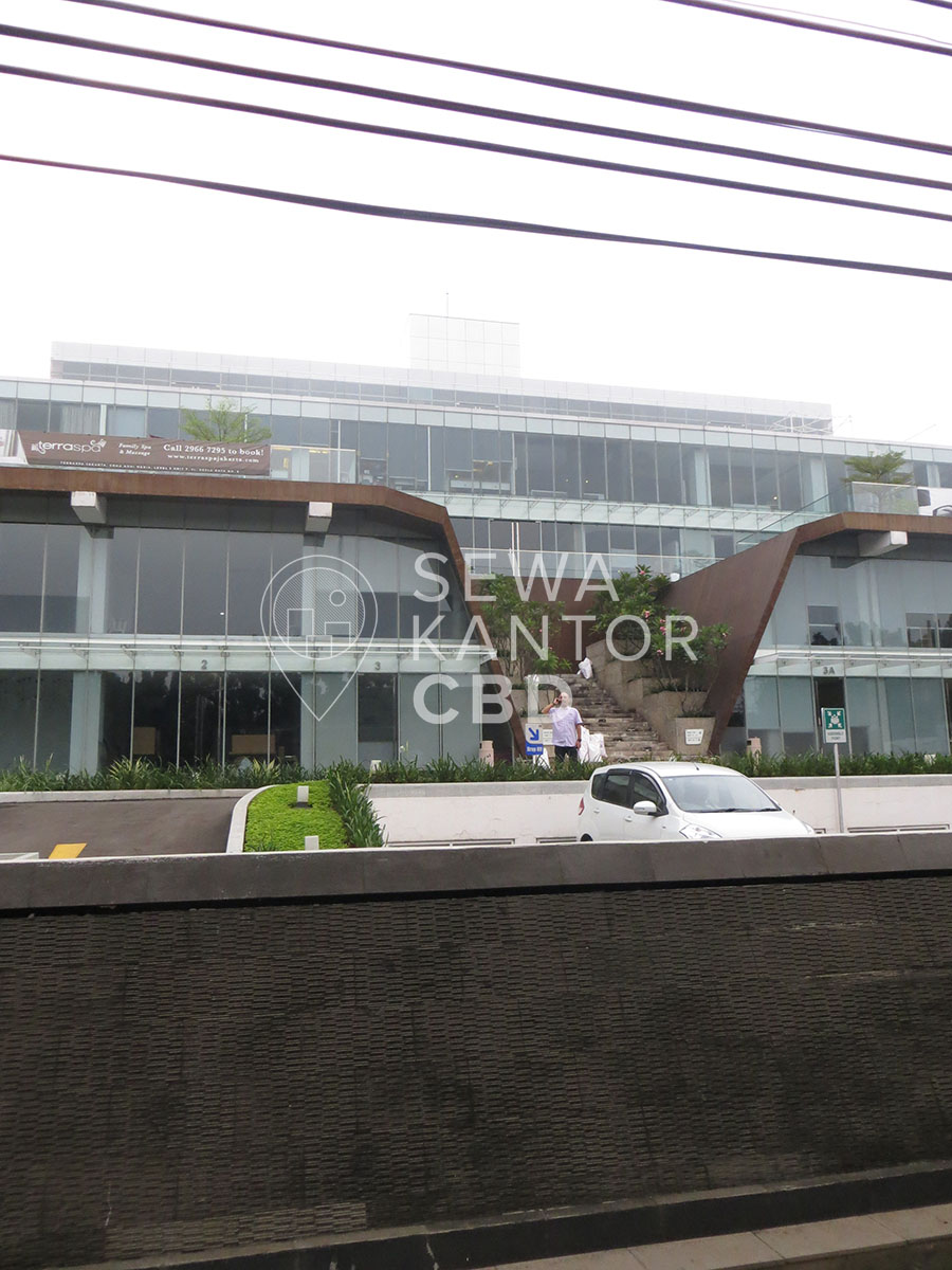 Sewa Kantor Gedung Graha Adhi Media Jakarta Selatan Pesanggrahan  Jakarta Exterior 2