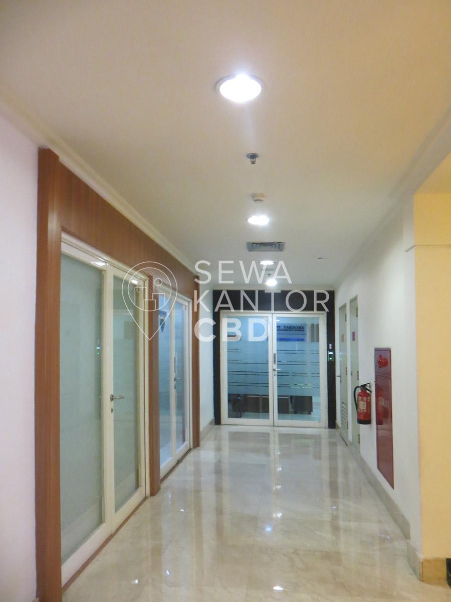 Sewa Kantor Gedung Gapura Prima Office Tower Jakarta Selatan Kebayoran Lama  Jakarta Interior 6