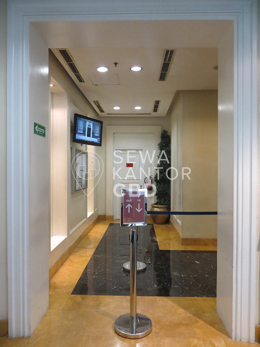 Sewa Kantor Gedung Gapura Prima Office Tower Jakarta Selatan Kebayoran Lama  Jakarta Interior 5