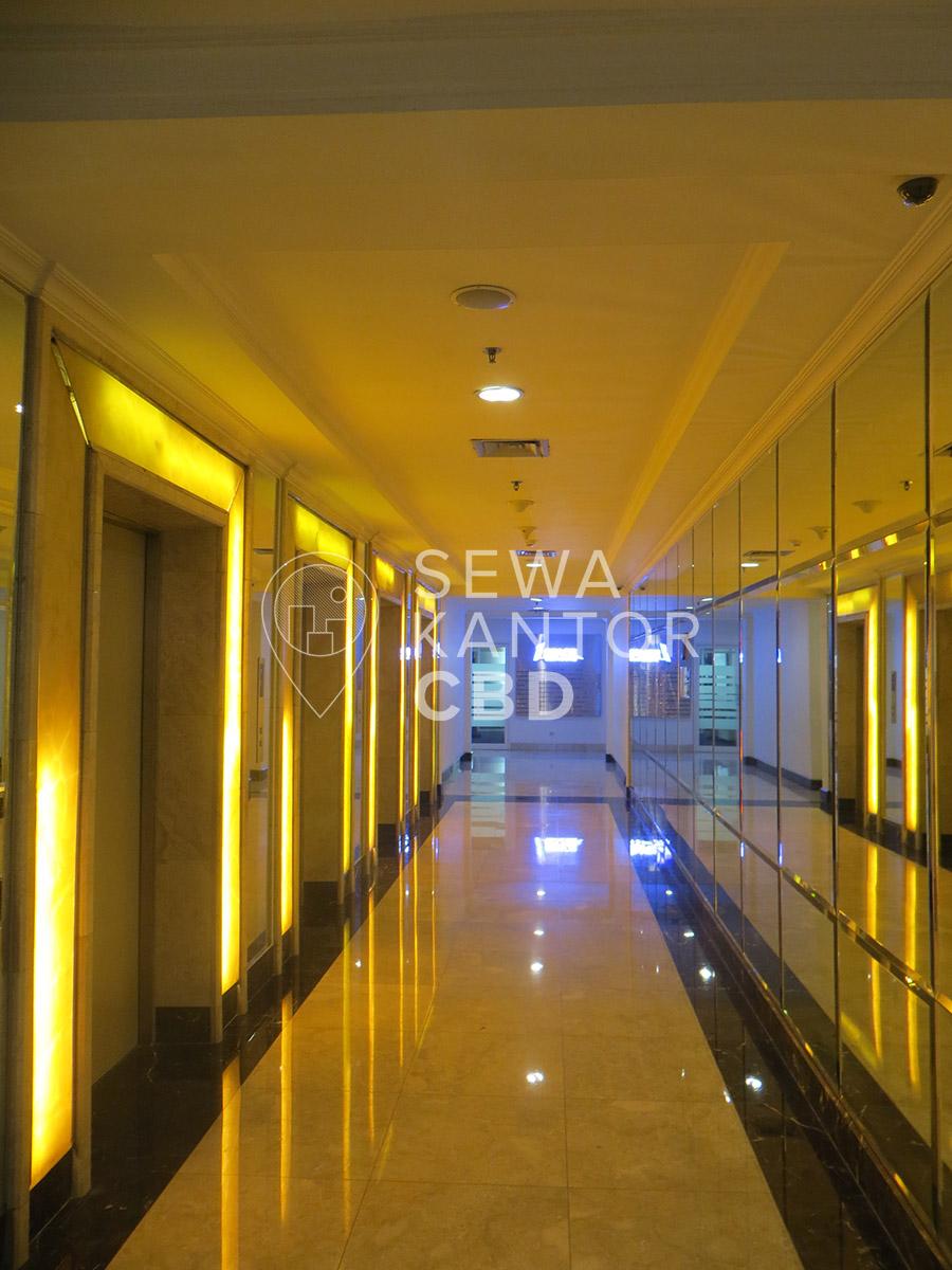 Sewa Kantor Gedung Gapura Prima Office Tower Jakarta Selatan Kebayoran Lama  Jakarta Interior 4