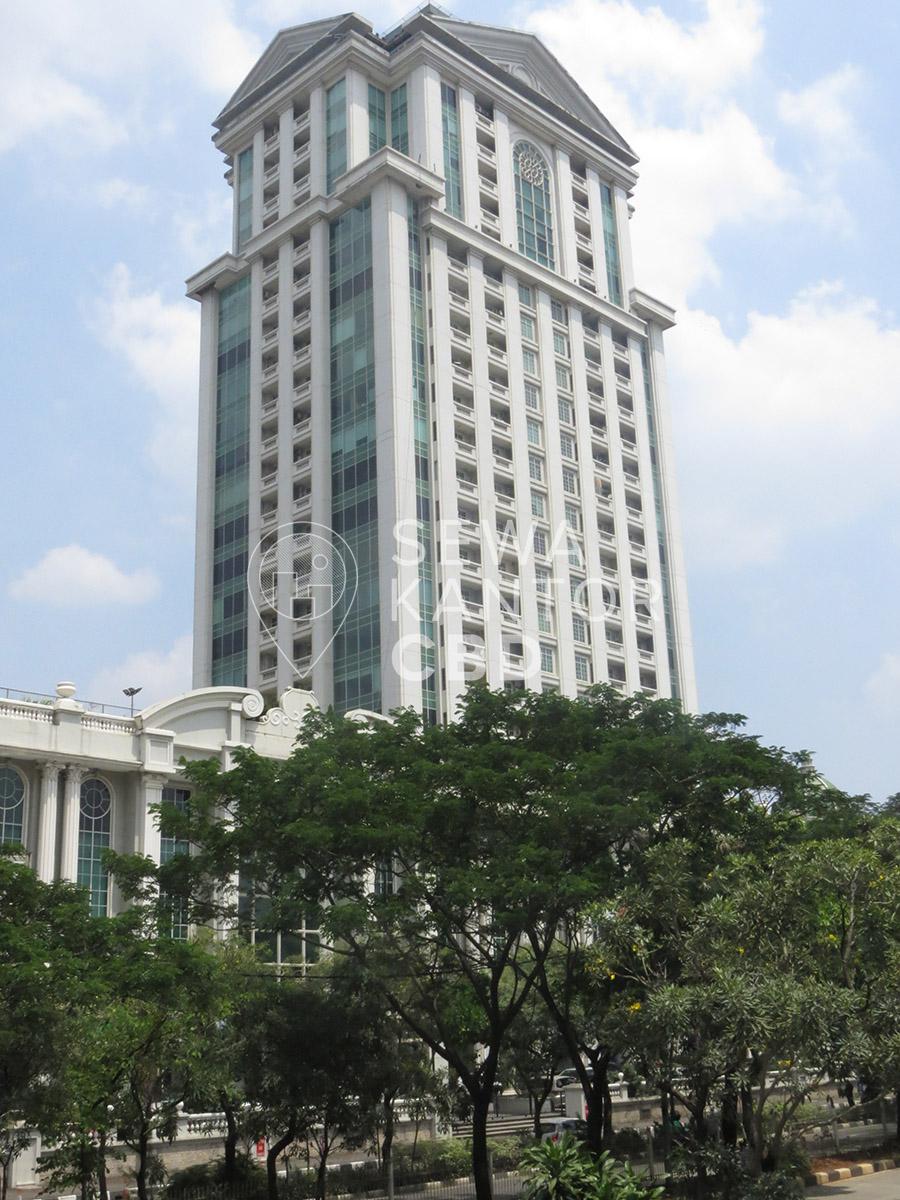 Sewa Kantor Gedung Gapura Prima Office Tower Jakarta Selatan Kebayoran Lama  Jakarta Exterior 0