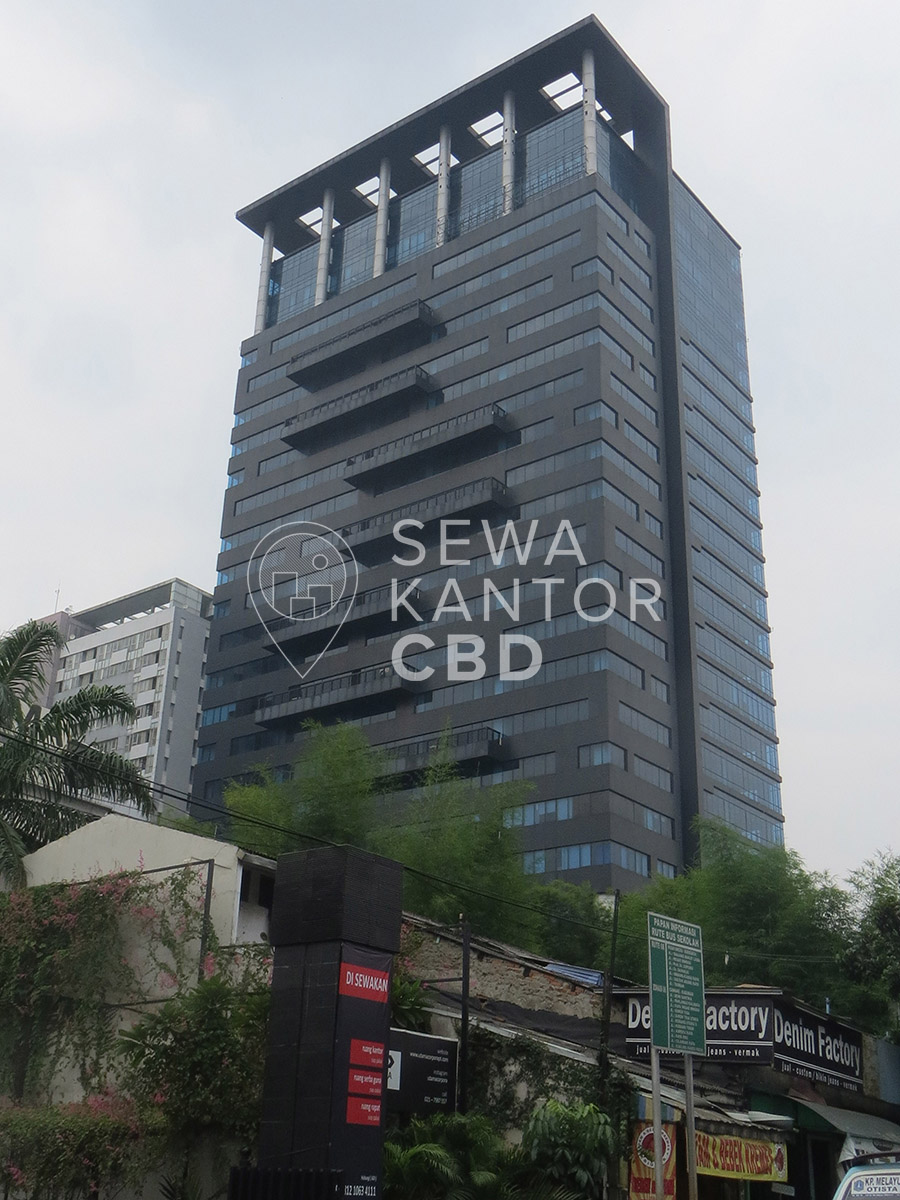 Sewa Kantor Gedung ITS Office Tower Jakarta Selatan Pancoran  Jakarta Exterior 2