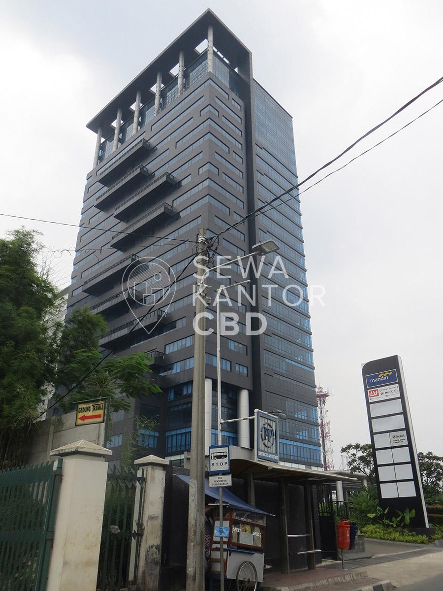 Sewa Kantor Gedung ITS Office Tower Jakarta Selatan Pancoran  Jakarta Exterior 1