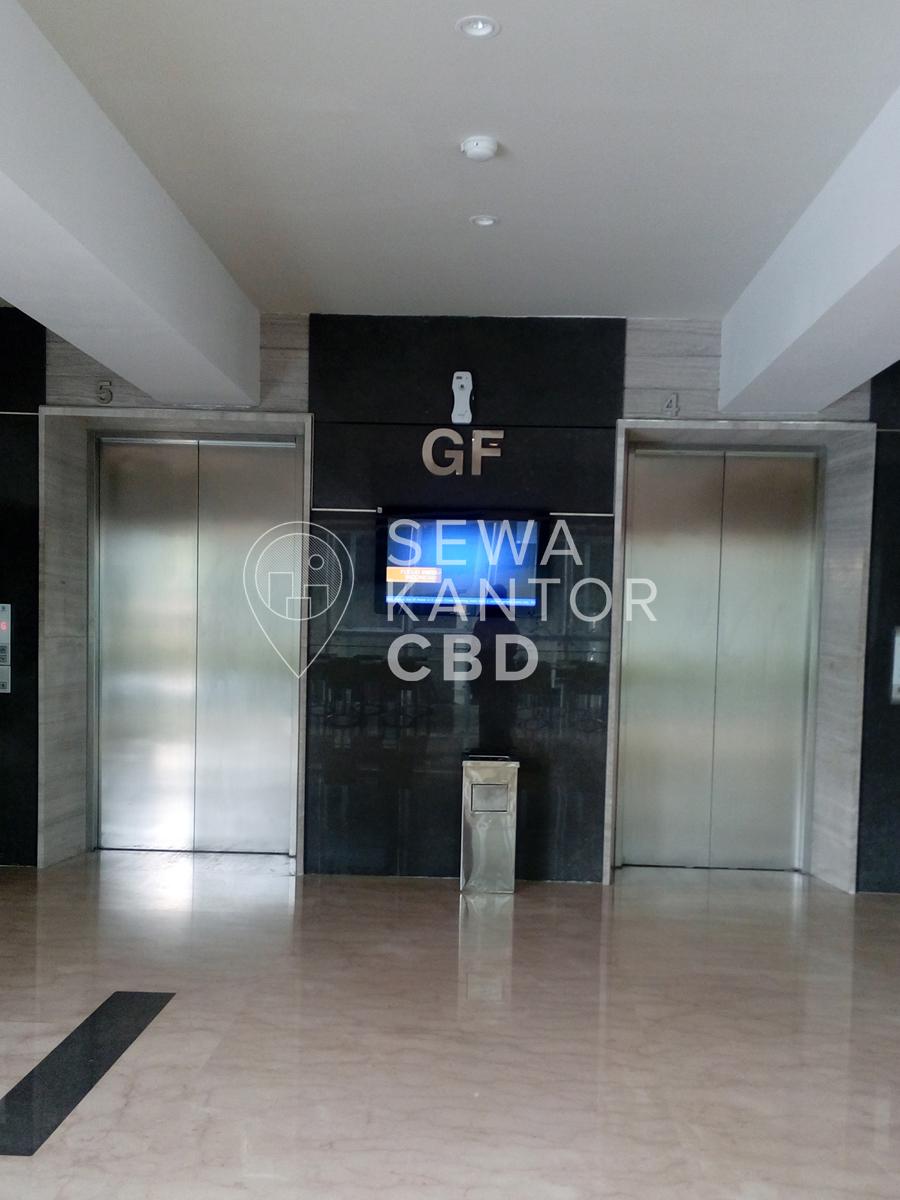 Sewa Kantor Gedung Gedung Baja Tower C Jakarta Pusat Sawah Besar  Jakarta Interior 11