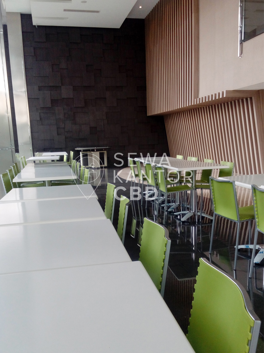 Sewa Kantor Gedung Gedung Baja Tower C Jakarta Pusat Sawah Besar  Jakarta Interior 9