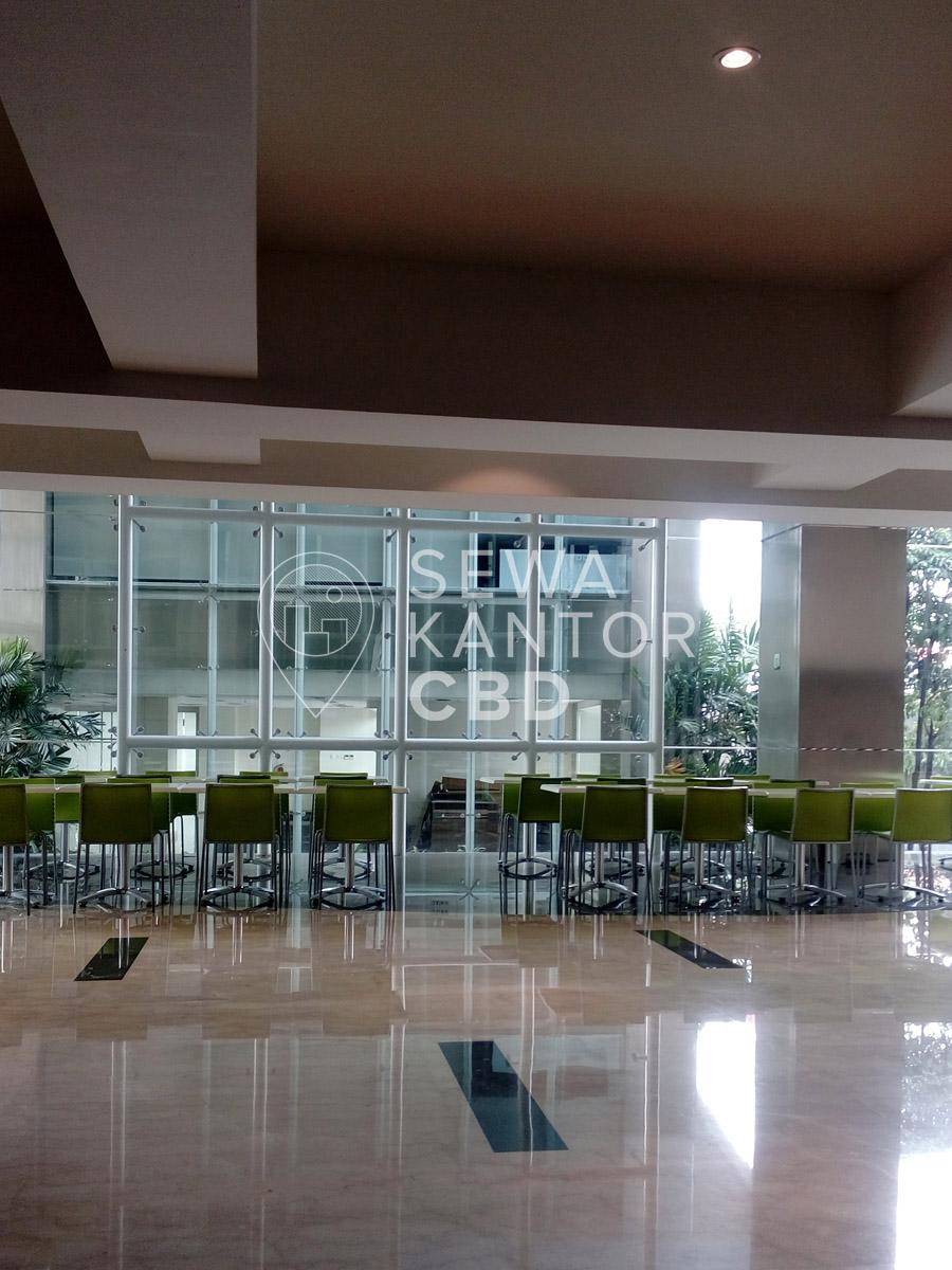 Sewa Kantor Gedung Gedung Baja Tower C Jakarta Pusat Sawah Besar  Jakarta Interior 8