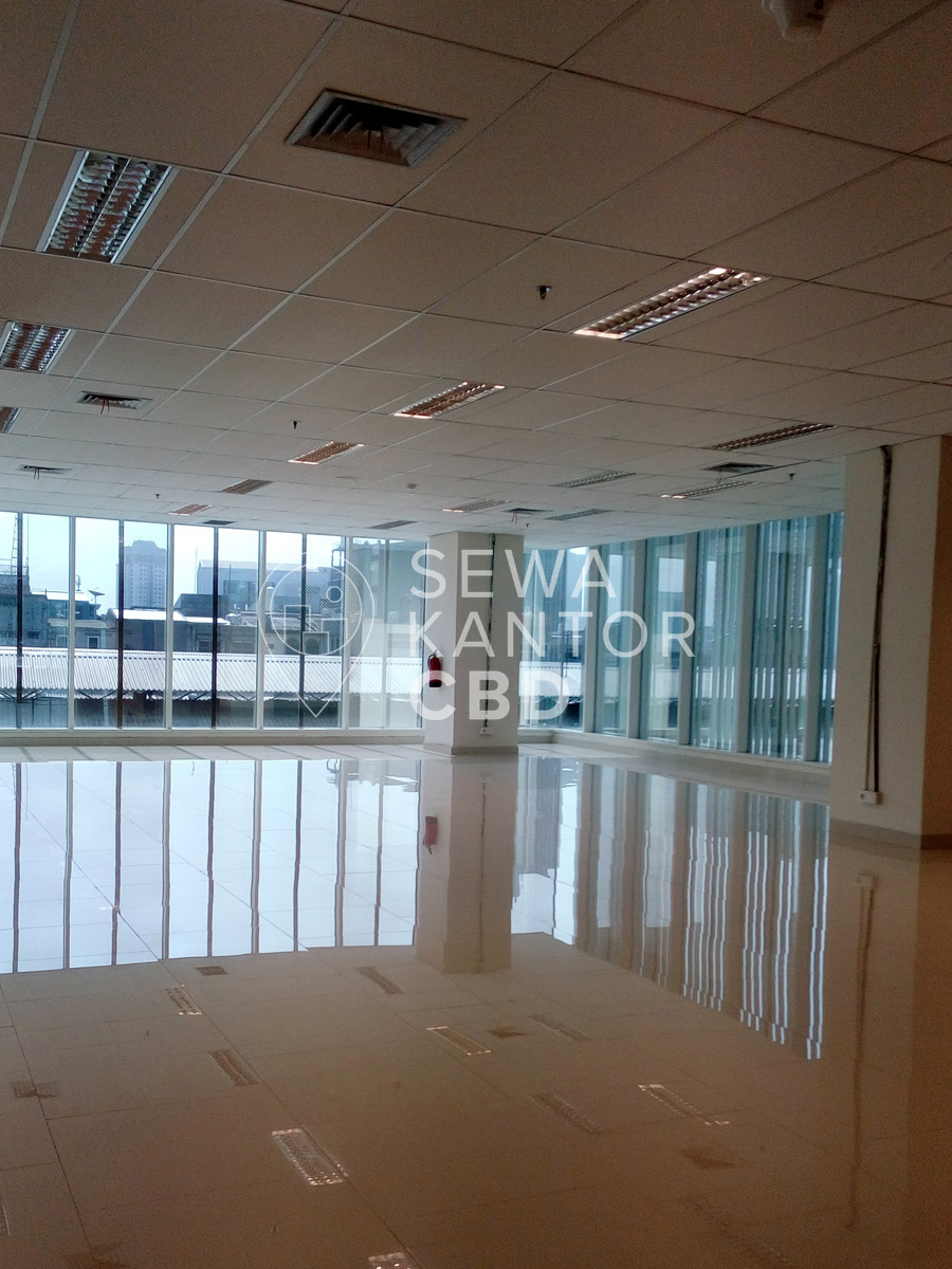 Sewa Kantor Gedung Gedung Baja Tower C Jakarta Pusat Sawah Besar  Jakarta Interior 5