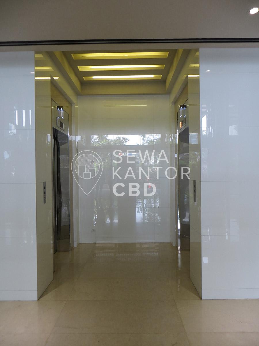 Sewa Kantor Gedung KMO Building Jakarta Selatan Kebayoran Baru  Jakarta Interior 10